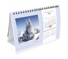 Календар настільний перекидний, будиночок